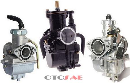 Venturi Karburator dan Ukuran Karbu Motor Standar Pabrik