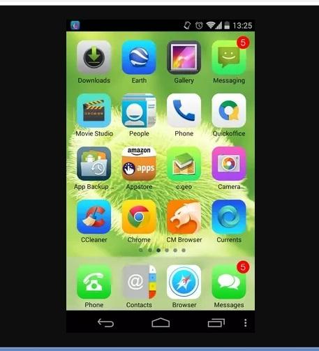 Aplikasi Tema HP Terbaik untuk Android 8