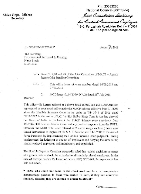 ncjcm-letter-to-dopt-to-implement-the-macp-scheme-from-2006