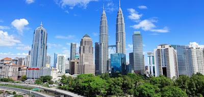 Twin Tower in Kuala Lampur