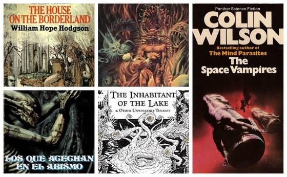 5 Libros de Horror Cósmico que te Helarán la Sangre