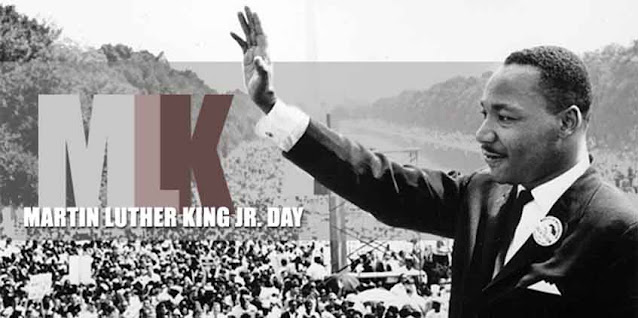 MLK Martin Luther King Jr. Day