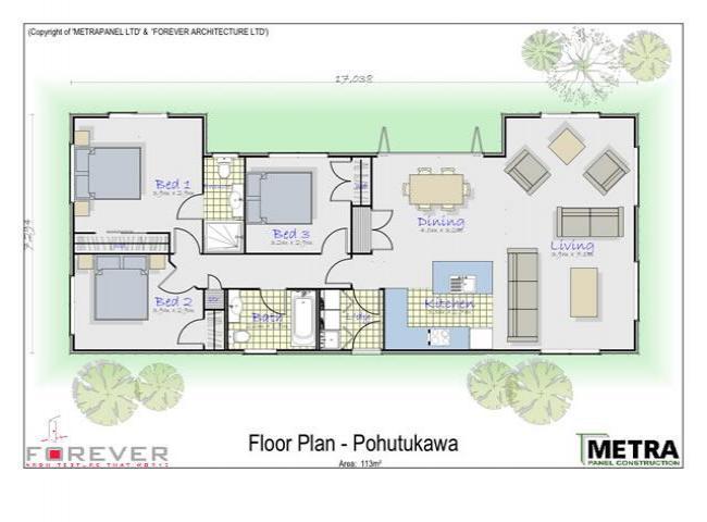 Descargar planos de casas y viviendas gratis fotos de for Modelos de casas alargadas