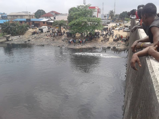 Festac-Amuwo Bridge in Lagos Claims Another Suicidal Jumper