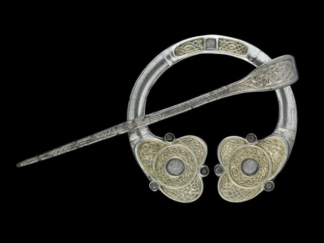 'Scotland's Early Silver' at the National Museum of Scotland