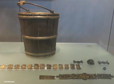 grave goods, Osberg Ship, Oslo Ship Museum