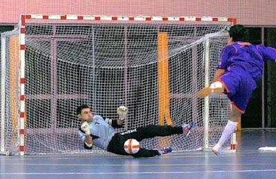 peraturan tendangan penalti permainan futsal