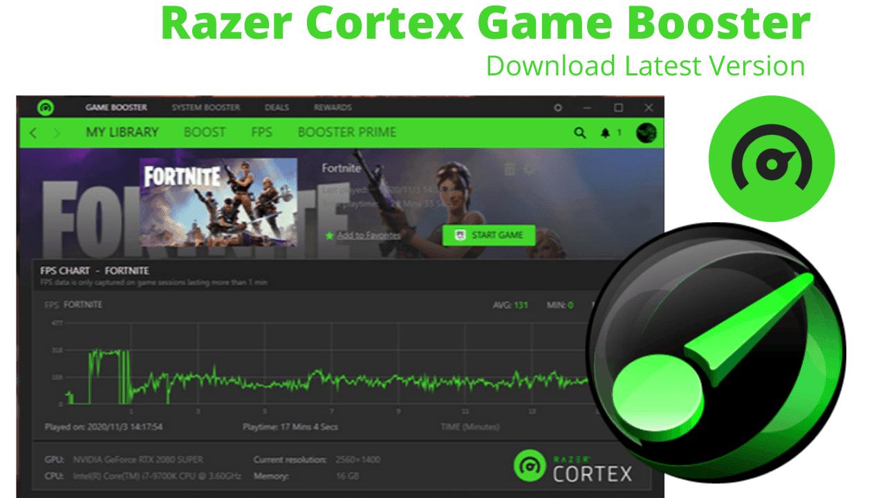 Razer Cortex Game Booster Download Latest Version