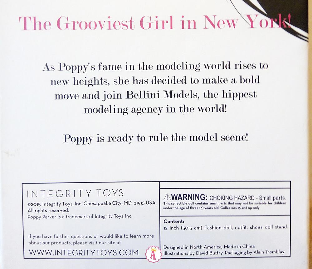 Легенда куклы невесты Поппи Паркер