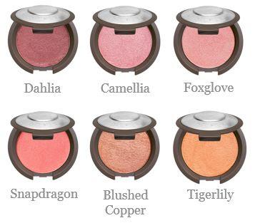 Becca Shimmering Skin Perfector Luminous Blush Information