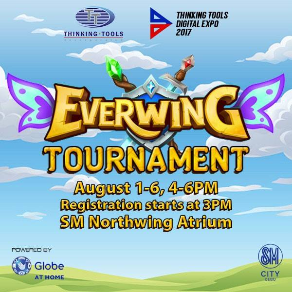SM City Cebu Everwing Tournament