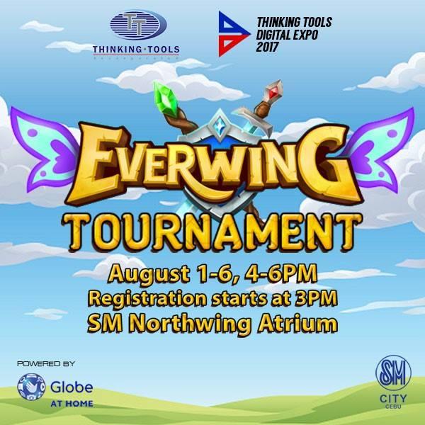 SM City Cebu Everwing Tournament