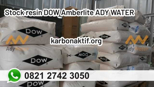 harga resin kation dowex