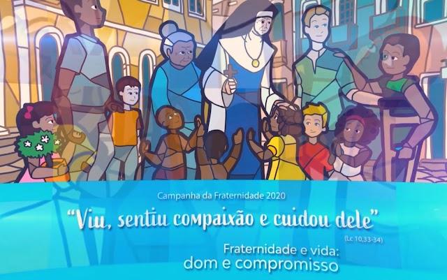 'Fraternidade e vida': católicos conhecem tema de campanha de 2020
