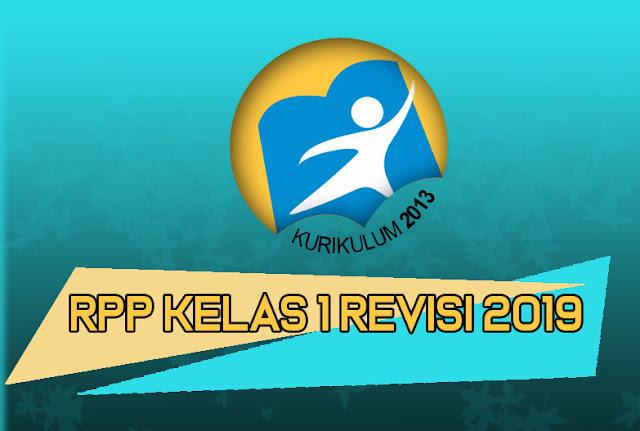 Download RPP K13 Kelas 1 Revisi 2019 Lengkap Tema dan Subtema Semester 1