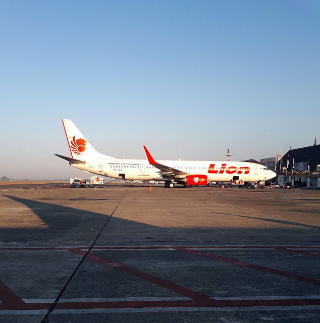 Antara Pantai Glagah Indah dan Bandara YIA