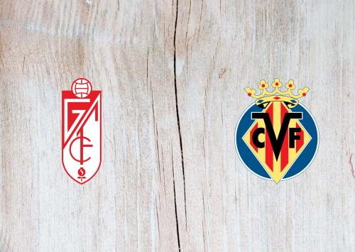 Granada vs Villarreal -Highlights 03 April 2021