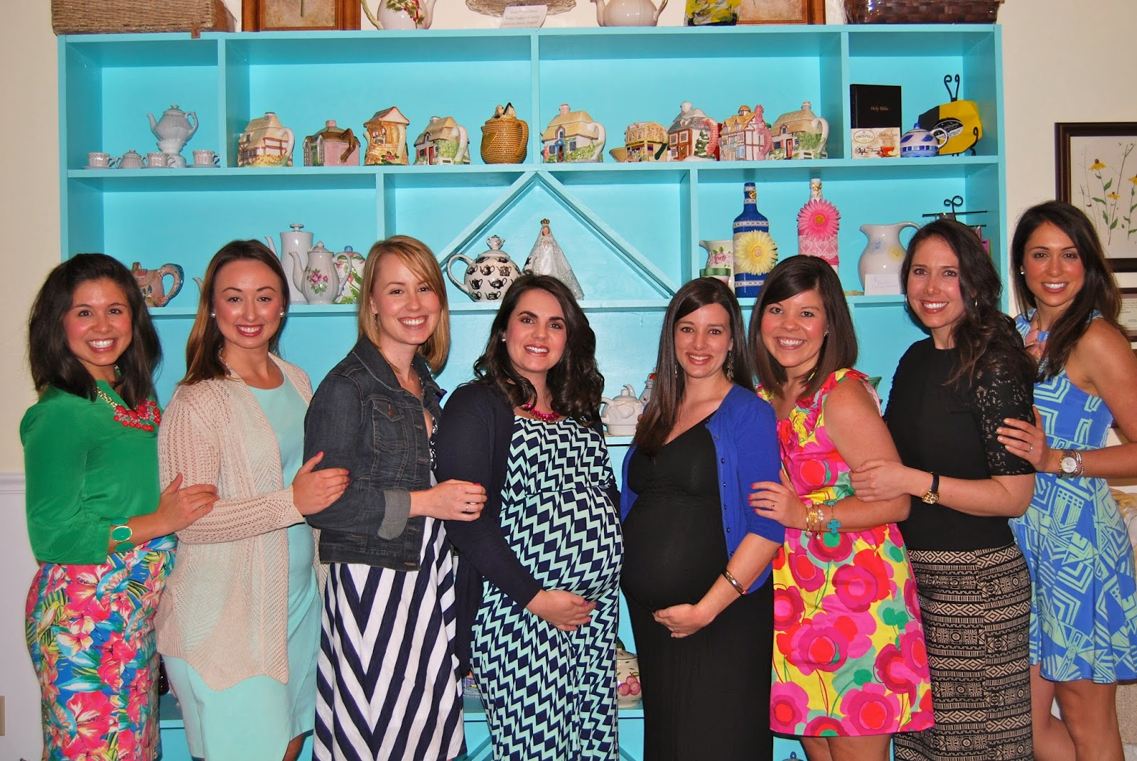 Weekending: Baby Shower!