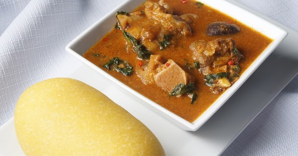 Ogbono soup: How To Cook Ogbono Soup