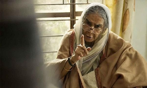 Sreekha Sukri, the Famous Dadi of 'Badhai Ho' Has Passed Away