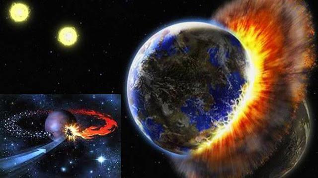 орбитата на Мардук съвпада с тази на Тиамат