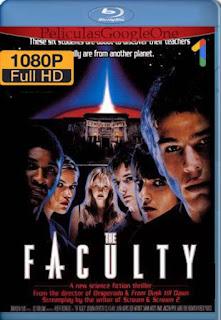 La Facultad [1998] [1080p BRrip] [Latino-Inglés] [GoogleDrive] RafagaHD