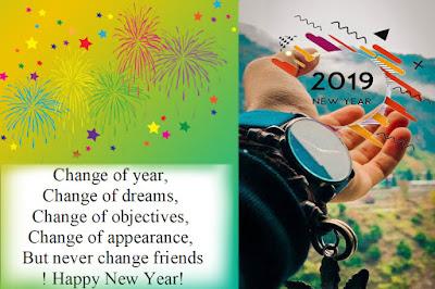 happy new year 2019 - newmsg.xyz