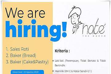 Lowongan Kerja Karyawan Pabrik Roti Bandung