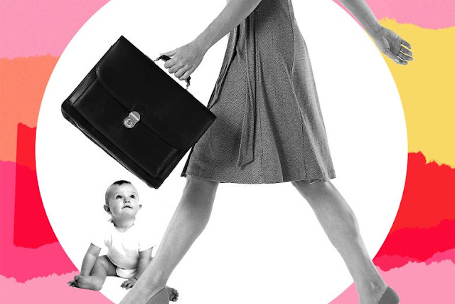 How Should I Respond to Sexist Co-Workers Who Think I Should Be a Stay-at-Home Mom