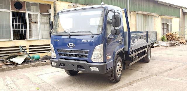 Xe tải Hyundai EX8 thùng lửng