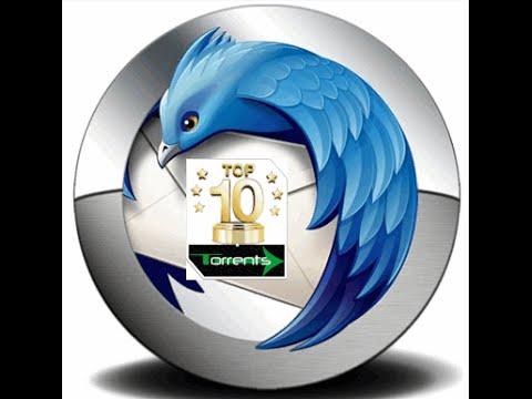 تحميل برنامج  Mozilla Thunderbird 2016 موزيلا ثندربيرد لادارة حسابات البريد الالكتروني مجانى