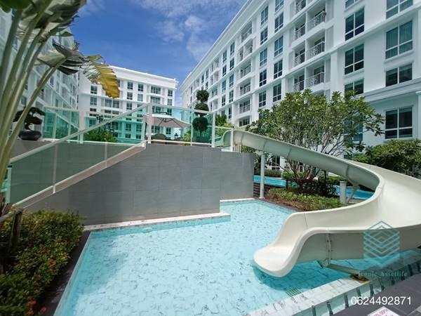 ขายคอนโดพัทยา ดิ โอเรียนท์ รีสอร์ท แอนด์ สปา The Orient Resort and Spa Jomtien Pattaya