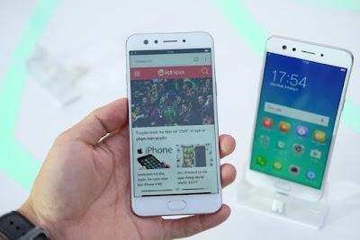 2 điện thoại có camera selfie kép đang hot nhất trên thị trường