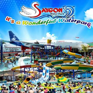 Tempat Wisata Saygon Waterpark