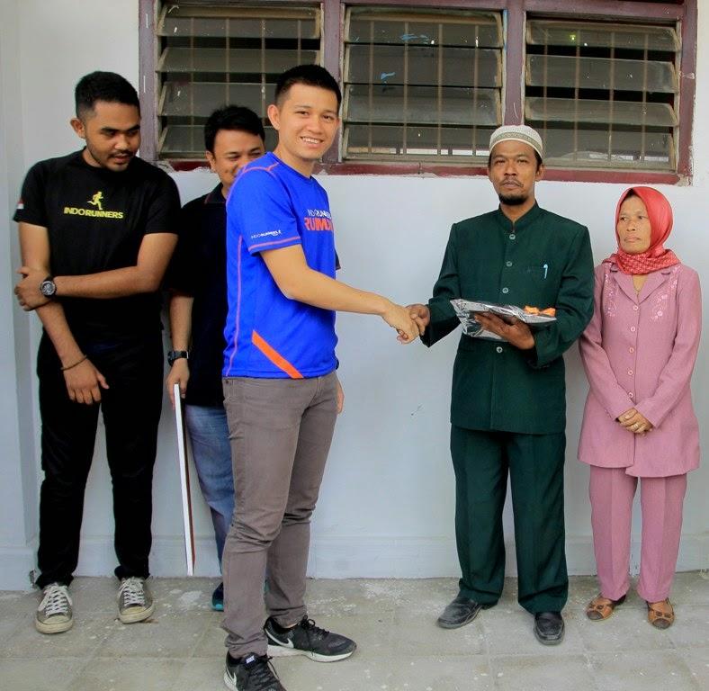 RUN MDN Renovasi SD Al-Washliyah 03 Medan