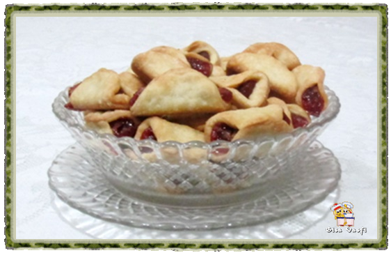 Biscoito beliscão ou goiabinha 1