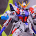 Custom Build: MG 1/100 Star Build Strike Gundam with Universe Booster