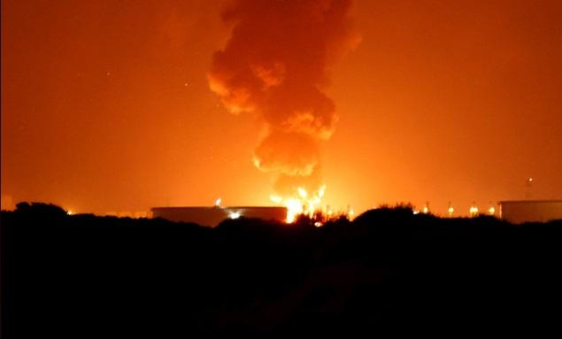 Gaza Terus Digempur Israel Lewat Udara