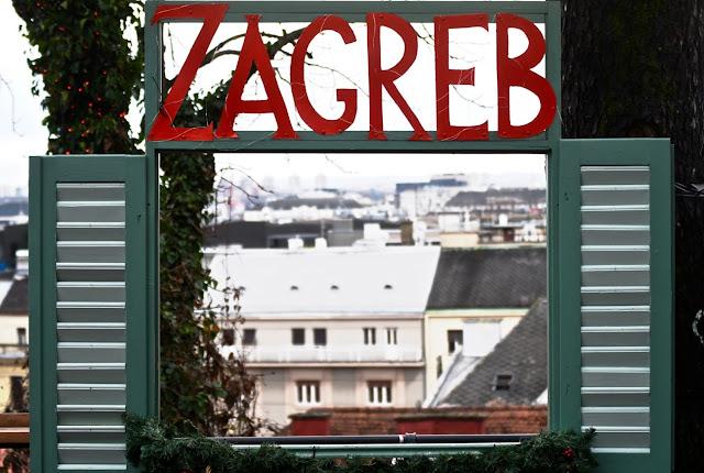 SRETAN BOŽIĆ! KERST IN ZAGREB