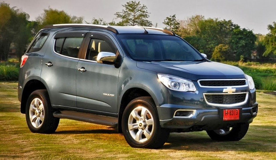 Will 2015 Chevrolet Trailblazer SUV And 2016 Spin MPV Bring Fortunes For GM India? - WagenClub ...