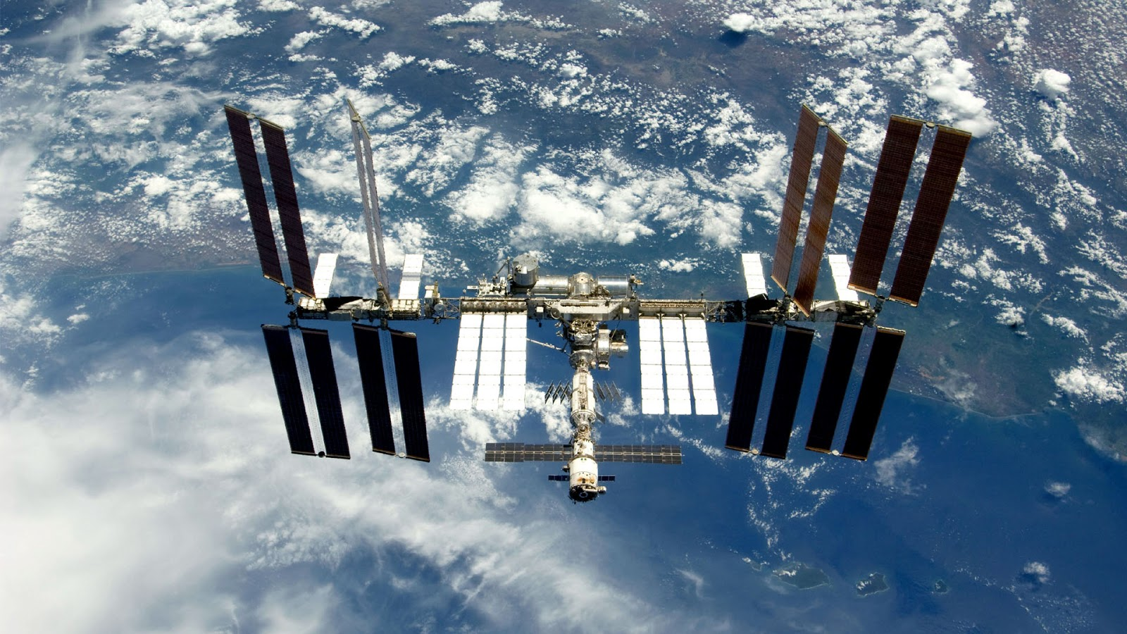 Iss Wallpapers Hd: International Space Station HD Wallpapers 1080p