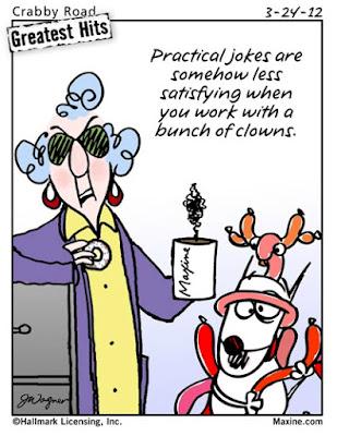 Maxine comics