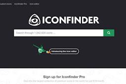 Một vài website cho phép bạn tải icon miễn phí