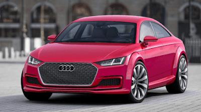 Tout sur les voitures, l'histoire des modèles de voitures Audi, tout sur les voitures Audi