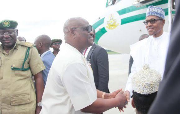 Did Governor Wike Beg Buhari Government for Forgiveness?