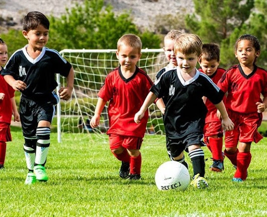 5 health benefits of youth sports