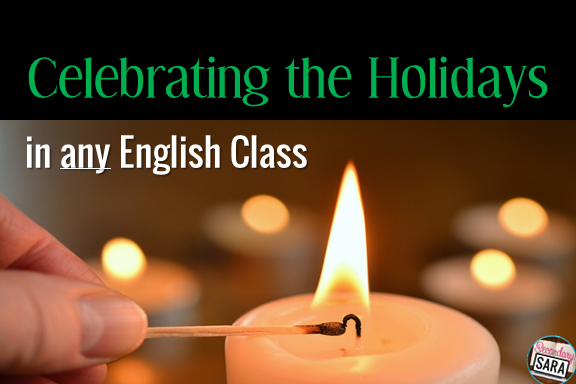 Holidays can be tricky in schools, especially public schools. Some schools even have restrictions for teachers on how they can address the holidays in their classrooms. I share several ideas for you to celebrate winter holidays in this post, including if you can't acknowledge any particular holidays, if you want to include all holidays, and if you want to focus on just one.