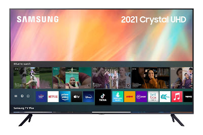 2021 AU7100 UHD 4K HDR Smart TV