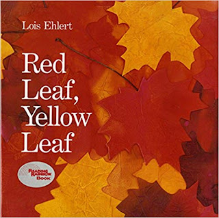 Red Leaf Yellow Leaf book for fall