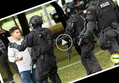 49 dead in New Zealand mosques shooting, says PM, calls it adeptly planned terrorist fierceness Image